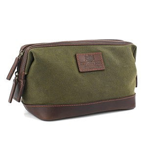 British Bag Company Navigator Washbag - Wildstags.co.uk