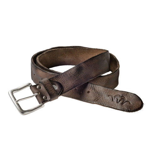 Blaser Vintage Leather Belt - Wildstags.co.uk