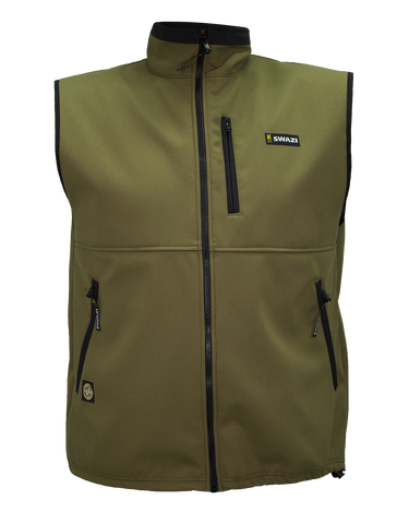 Swazi Hardshell Absaroka Vest - Wildstags.co.uk