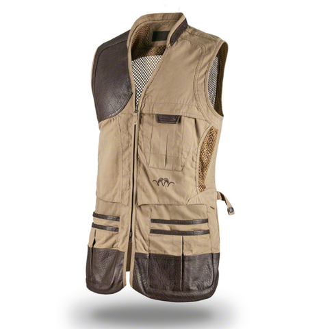 Blaser Parcours Shooting Vest - Wildstags.co.uk