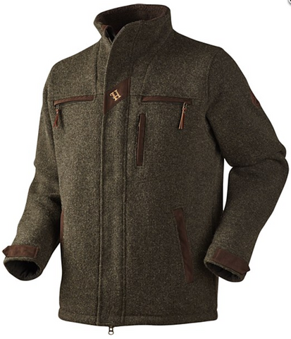 Harkila Fenris Wool Jacket - Wildstags.co.uk