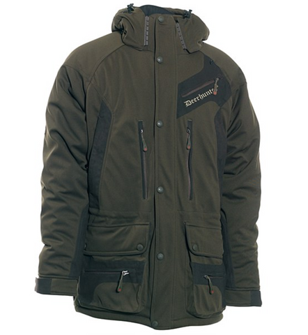 Deerhunter Muflon Long Jacket - Wildstags.co.uk