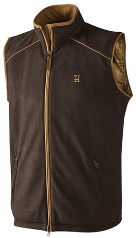 Harkila Sandhem Fleece Waistcoat - Wildstags.co.uk