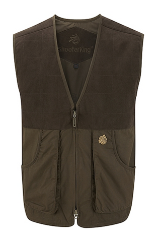 ShooterKing Forest Vest - Wildstags.co.uk