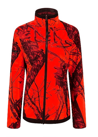 ShooterKing Ladies Mossy Blaze Softshell - Wildstags.co.uk