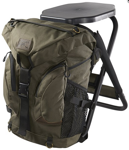 Harkila Tornio Rucksack Chair - Wildstags.co.uk