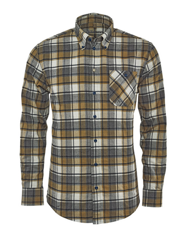 Blaser Twill Shirt Modern Men's - Wildstags.co.uk