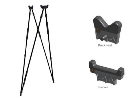 Wildhunter Quad Sticks - Wildstags.co.uk