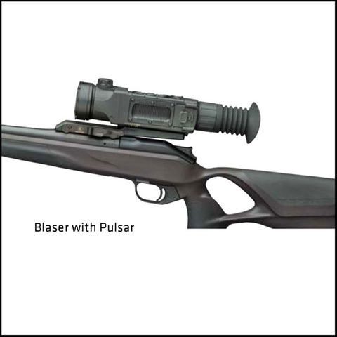 Contessa Blaser Quick release Mount for (Pulsar SBB10) - Wildstags.co.uk