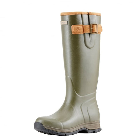 Ariat Burford Mens Neoprene Wellingtons - Wildstags.co.uk