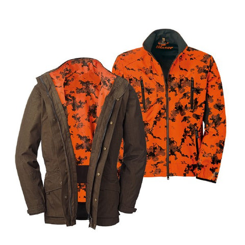 Blaser Hybrid 2 in 1 Blaze Jacket - Wildstags.co.uk