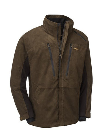 Blaser Suede Jacket Light Mark