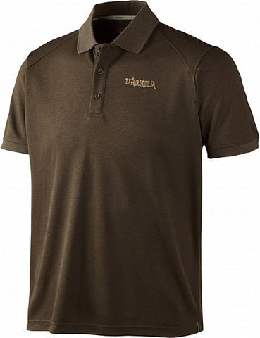 Harkila Gerit Polo Shirt - Wildstags.co.uk