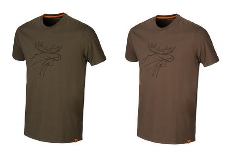 Harkila Graphic 2-Pack T-Shirt - Wildstags.co.uk