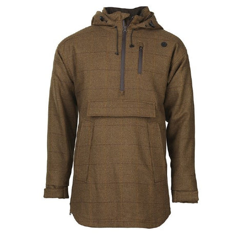 Laksen Firle Tweed Anorak - Wildstags.co.uk