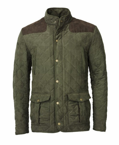 Laksen Hampton Quilted jacket - Wildstags.co.uk