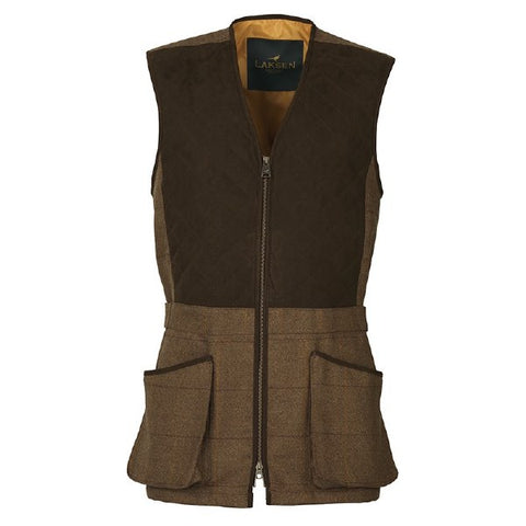Laksen Firle Glenogil Vest - Wildstags.co.uk
