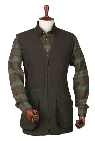 Laksen Wingshooter Vest - Wildstags.co.uk