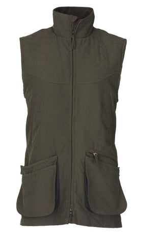 Laksen Gunmaster Hunting Vest - Wildstags.co.uk