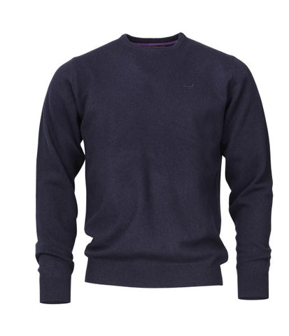 Laksen Morton Crew Neck Jumper - Wildstags.co.uk