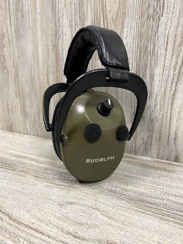 Rudolph Electronic Ear Muffs - Wildstags.co.uk