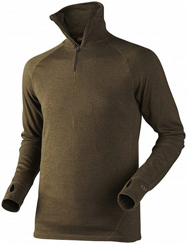 Harkila Coldfront Zip-Neck Thermal Shirt - Wildstags.co.uk