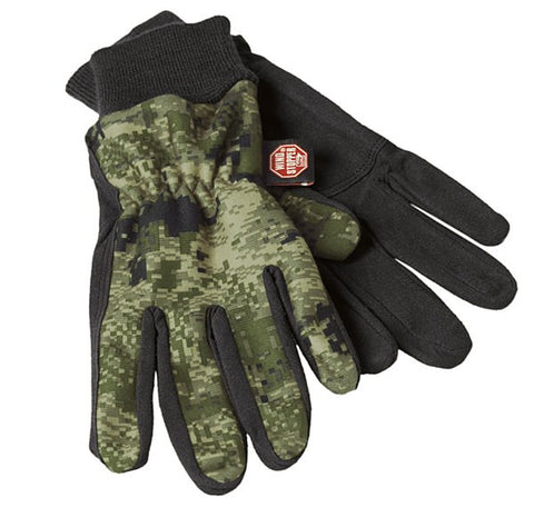 Harkila Q Fleece Gloves - Wildstags.co.uk