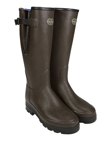 Le Chameau Vierzonord Ladies Wellington Boots - Wildstags.co.uk
