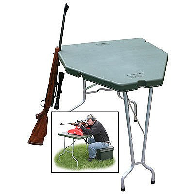 MTM Predator Shooting Table - Wildstags.co.uk