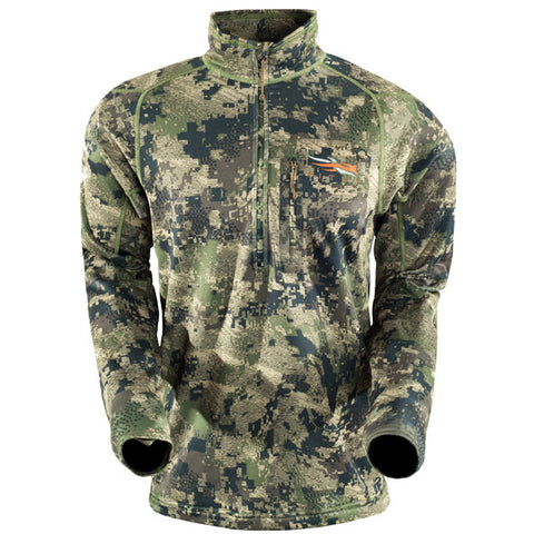 SITKA Core Midweight Zip T - Wildstags.co.uk