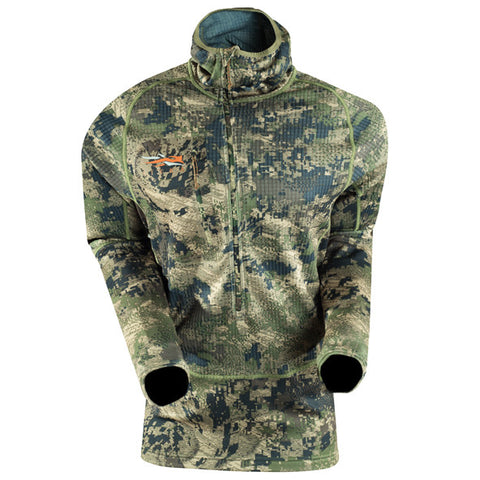 SITKA Core Heavyweight Zip-T Hoody - Wildstags.co.uk