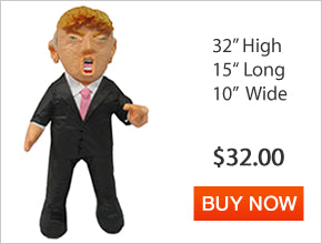 Large Donald Trump Pinata