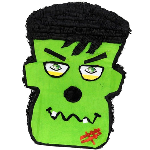 Halloween Frankenstein Head Pinata