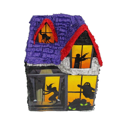 Haunted House Halloween Pinata