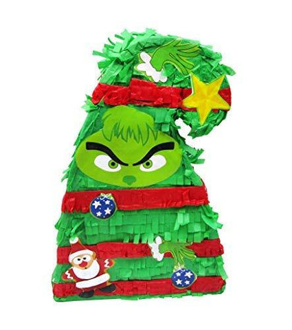 Green Goblin in Christmas Tree Pinata