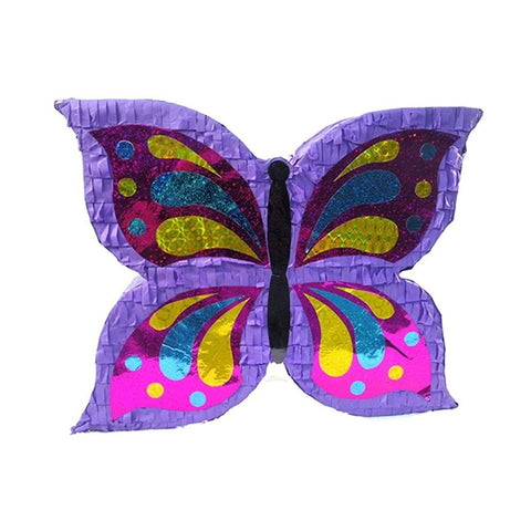 Holographic Butterfly Pinata