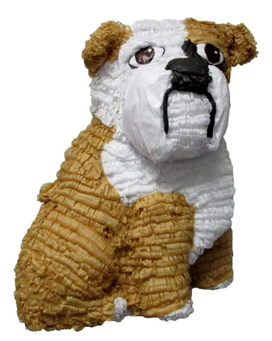 Large Bulldog Pinata