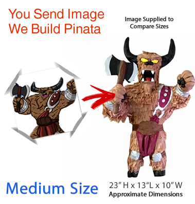 Medium Custom Pinata