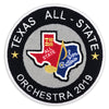 TMEA All-State Patches