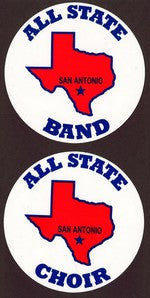 TMEA Decals and Stickers