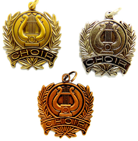 Choir Music Medals