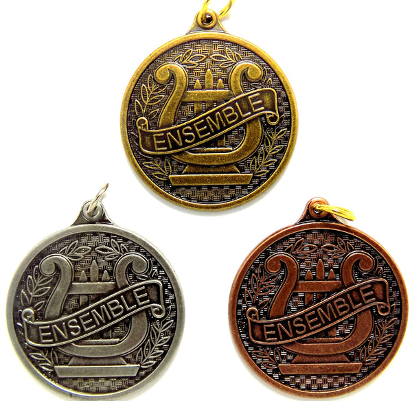 Ensemble Music Medals
