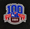 UIL 100 Years of Football Helmet Decal