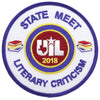 UIL Academic Patches - Events E thru M