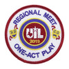 UIL One Act Play Patches