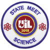 UIL Academic Patches - Events N thru Science Team