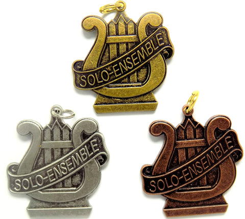 Solo-Ensemble Music Medals