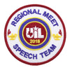 UIL Academic Patches - Events Social Studies thru Team Championship