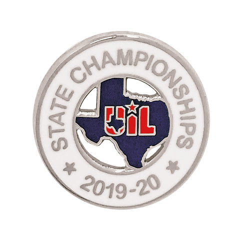 UIL State Championships Pin