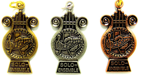 Texas Music Medal Solo-Ensemble